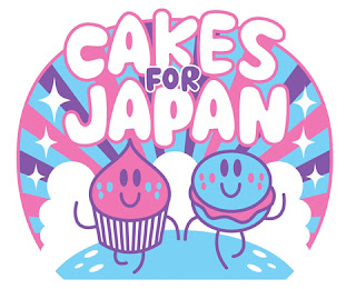 Cakes for Japan poster
