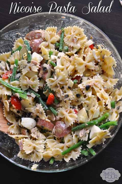 #shop Nicoise Pasta Salad Recipe