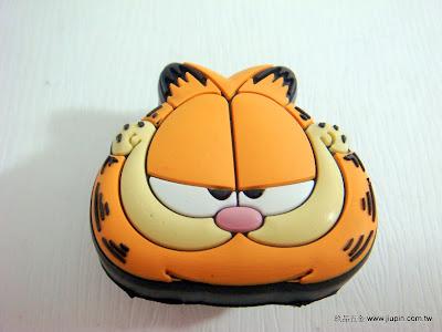 裝潢五金品名:S170-加菲貓安全取手顏色:橘黃色玖品五金