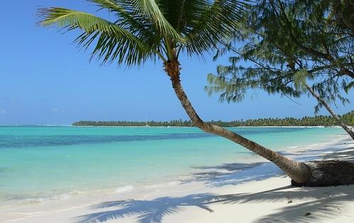 Bavaro Beach, Rep Dominika - 10 pantai terindah dunia