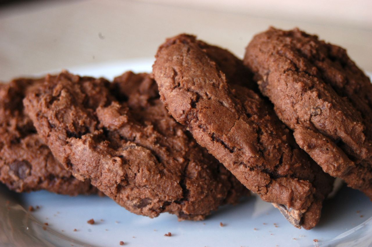 Buttermilk Chocolate Cookie - Adapted from Spache the Spatula