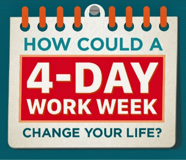 4day work week Apply inc 5000 europe the state of utah ordered 18,000 of its state employees to work four days a week how to implement a four-day workweek.