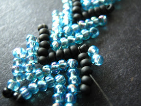 Beading Multiple St. Petersburg Chains
