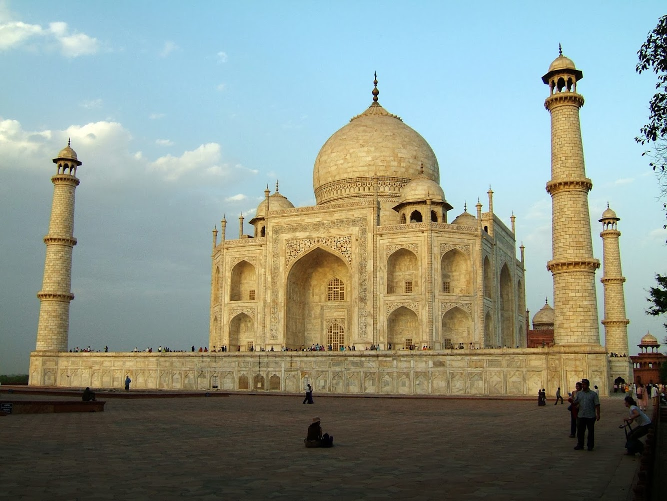 More Stuff: India sharpens focus on preservation of famed Taj Mahal