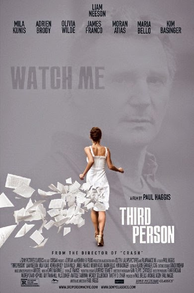 Poster Of English Movie Third Person (2013) Free Download Full New Hollywood Movie Watch Online At Alldownloads4u.Com