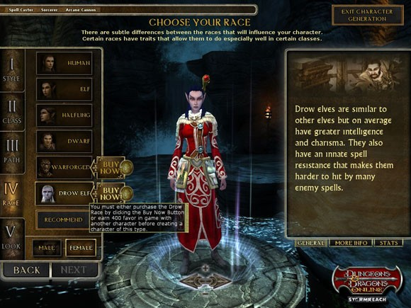 play dungeons and dragons online for free