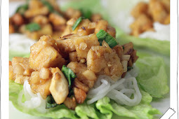Lucky Lettuce Wraps