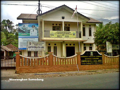 Kantor Desa jambu