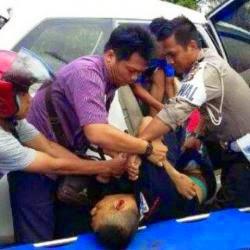 Tiga Orang Tewas di Lakalantas Trans Kalimantan Palangkaraya-Kasongan
