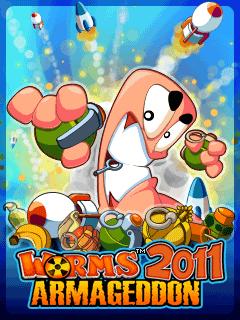 Game Worm 2011 – Armageddon cho điện thoại