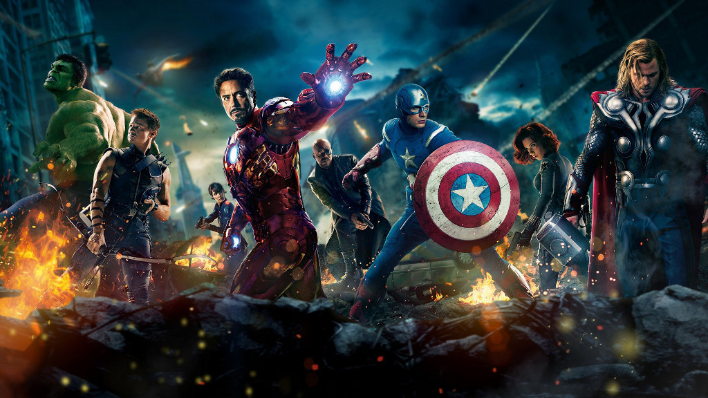 Avengers Assemble movie poster