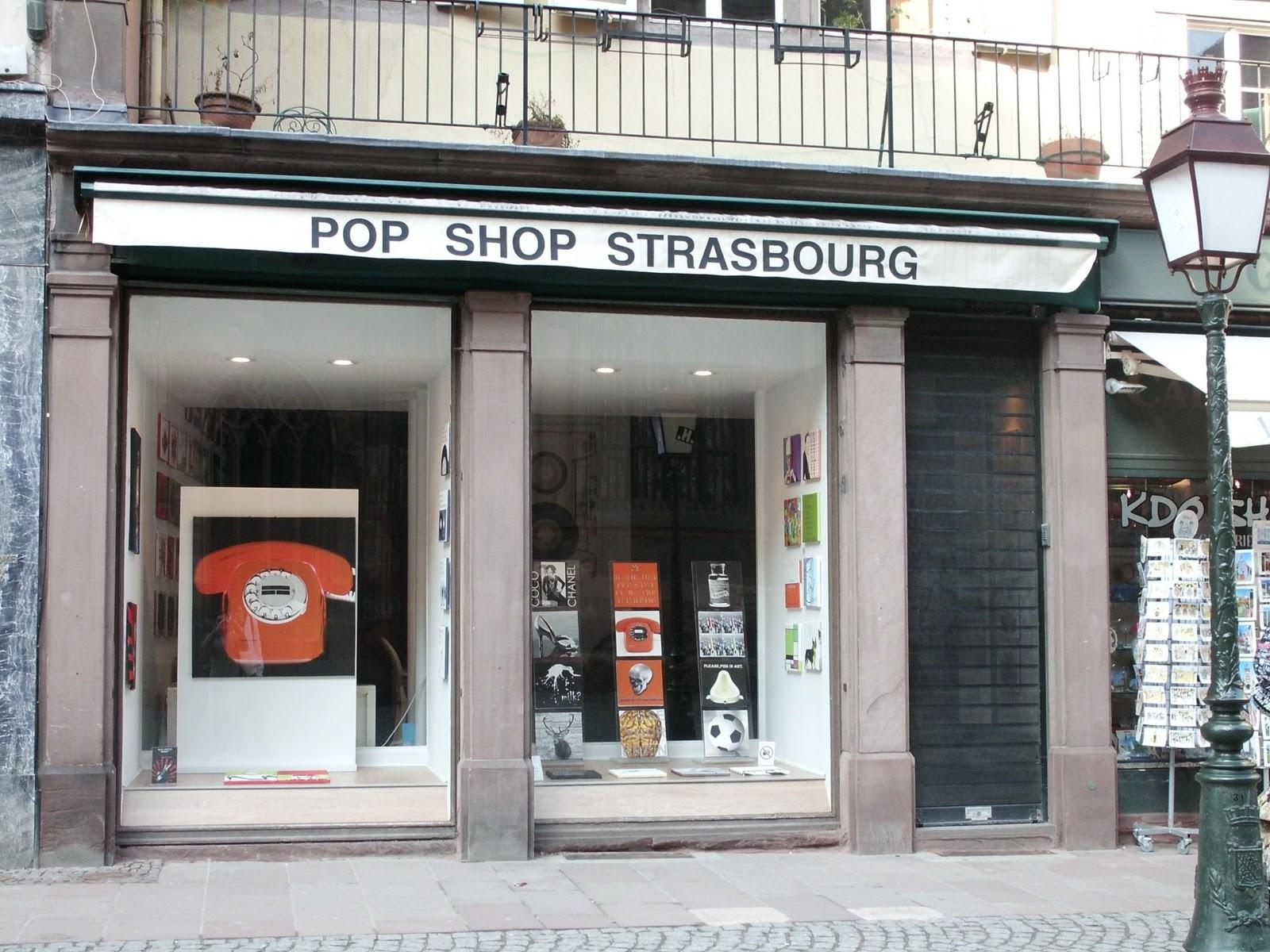 Das kleine gl ck strasbourg eindr cke und tipps - La chaise longue strasbourg ...
