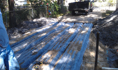Leach Field Problems http://www.tampaseptic.net/residential-septic/septic-drain-field-repair-tampa-florida/
