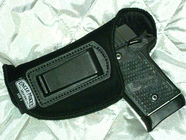 P938 Concealable Holster - SIG Talk