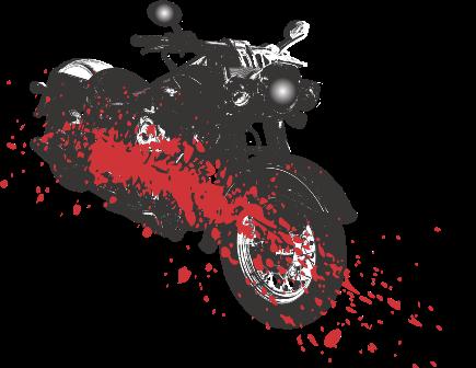 Gambar Motor Gede (Moge)