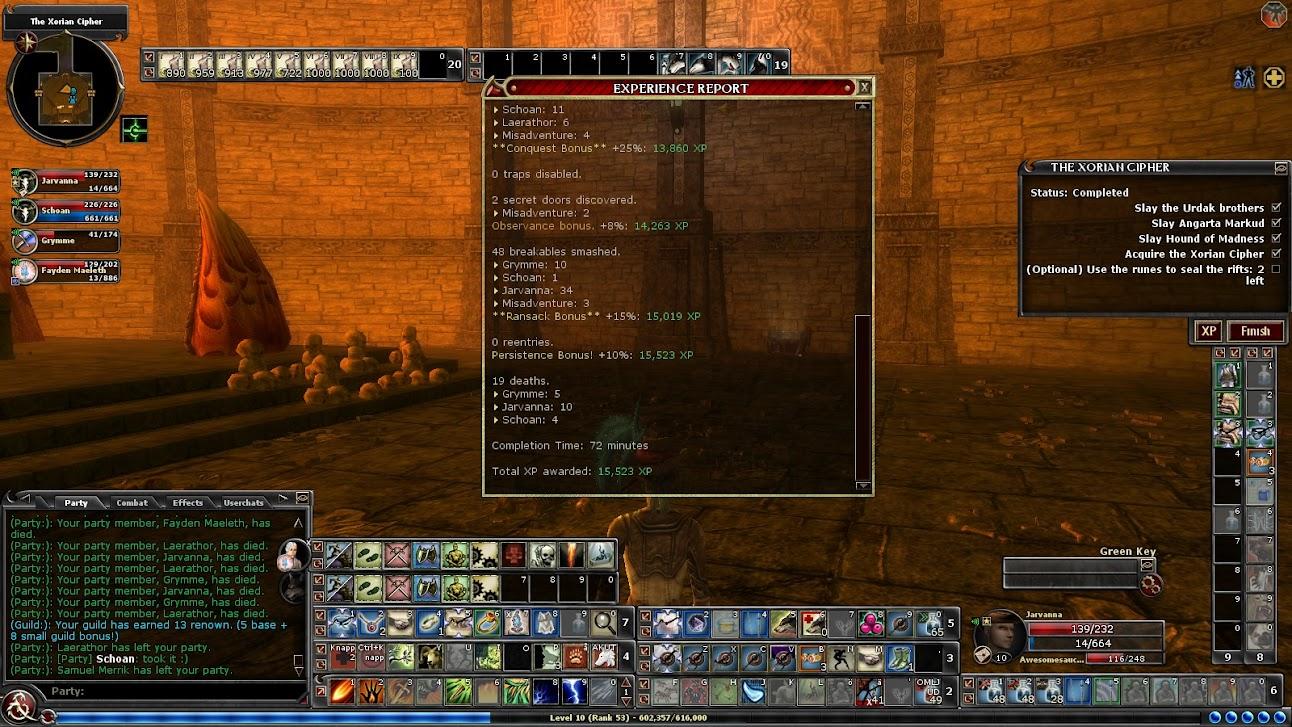 Quest report 3