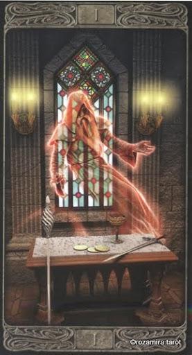 Таро Призраков — Ghost Tarot 528_01