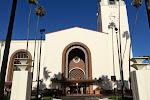 ... L.A. Union Station von außen.