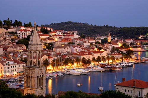 Hvar is another island that transforms into one big celebration during summer
