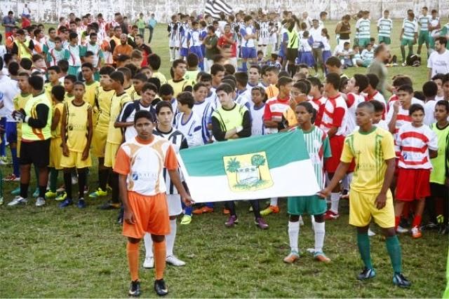 Natal: 54 equipes disputarão a 2ª Copa Nossa Cidade de Futebol Sub-15