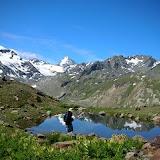 Wandern - Gipfelwoche mit Wolfgang Pohl 2010