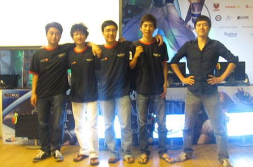 Tổng kết World Cyber Games Việt Nam 2011 3