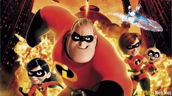 Gia Đình Siêu Nhân - The Incredibles - Image 3