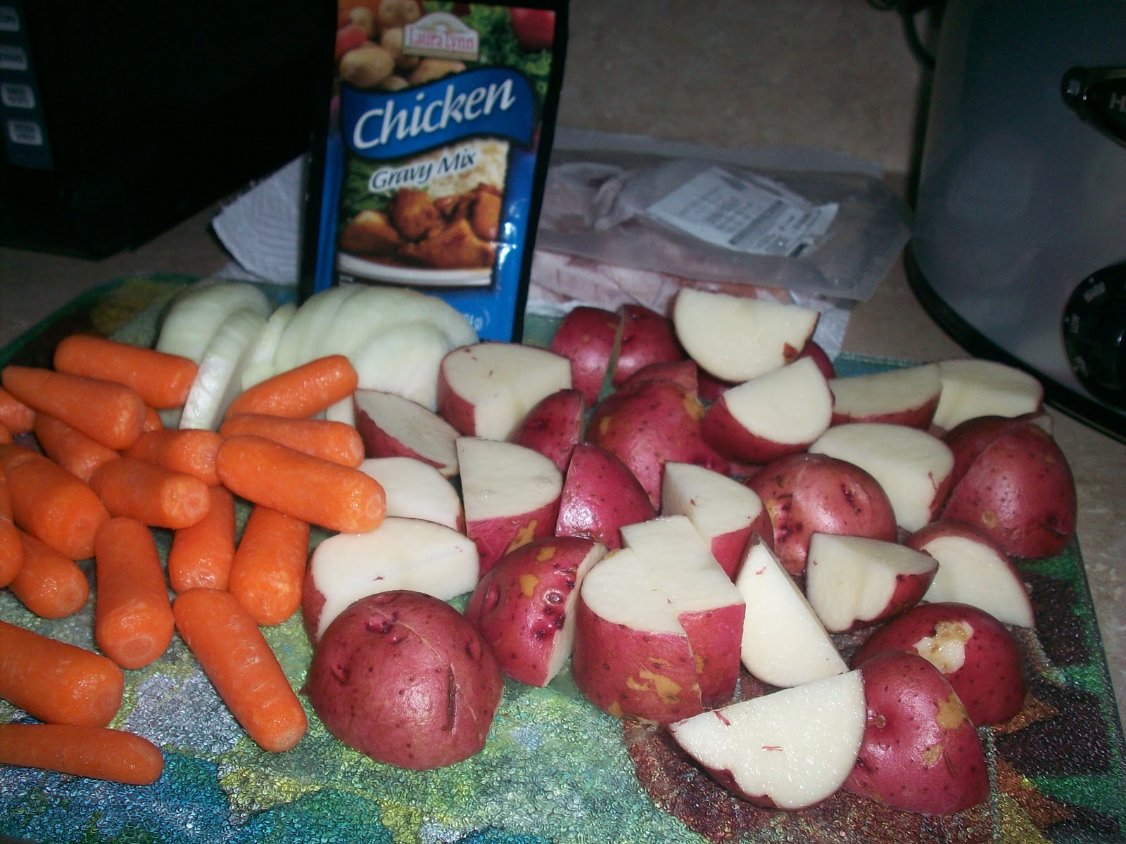 Pork chop vegetable crock pot recipes