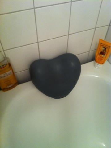 kudde till badkar