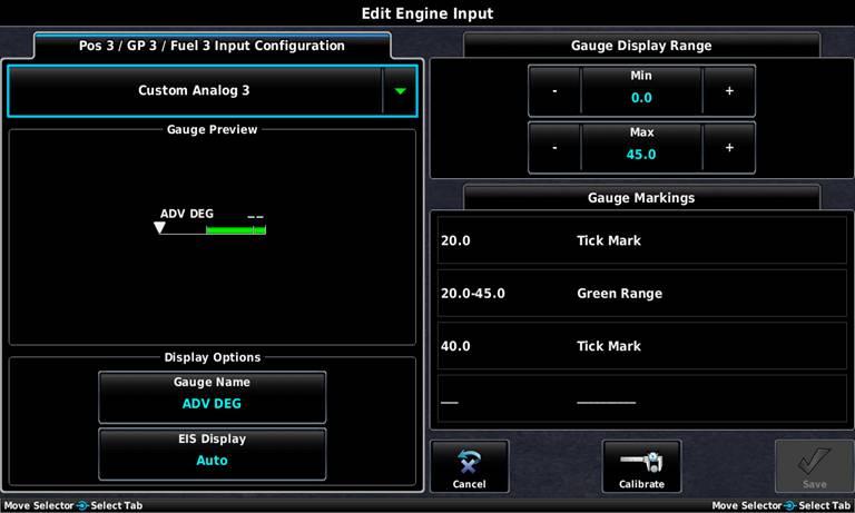 Display Lightspeed Ignition Advance on G3X? - VAF Forums