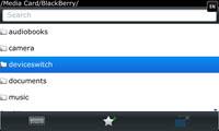BackUp Data BlackBerry ke MicroSD 3