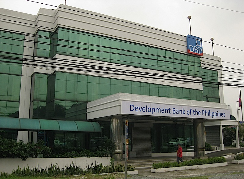 Philcoa branch of the Development Bank of the Philippines