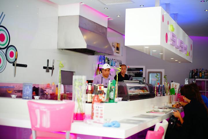 sushi bar malaga