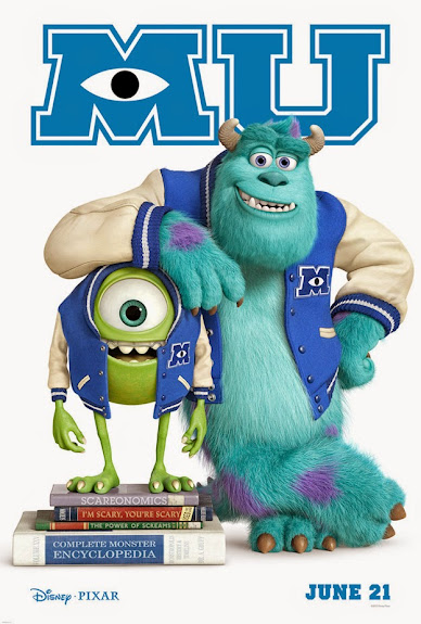 Monsters University - Afanrida.com