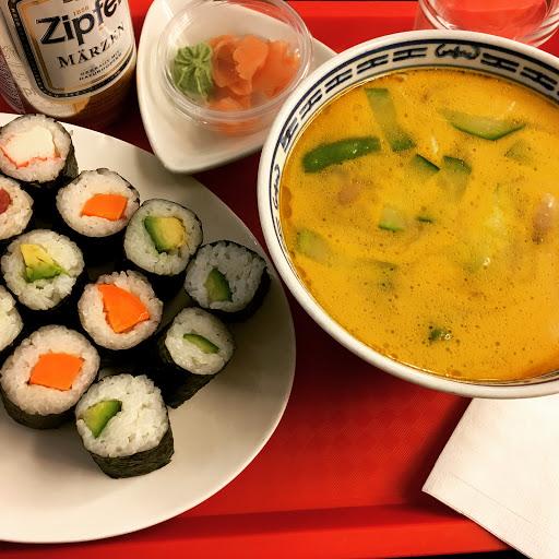 Tekaway Sushi, Bahnhof Heiligenstadt, 1190 Wien, Österreich, Sushi Restaurant, state Wien