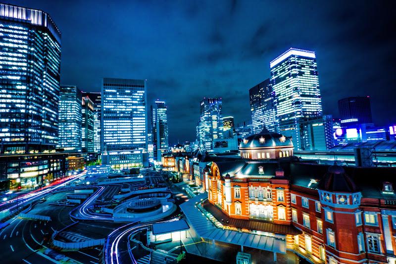 東京駅 KITTE 写真