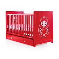 babushka russian doll 3 in 1 cot bed from bambino direct