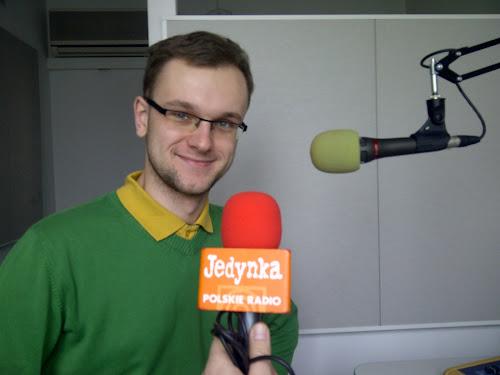 Karol Wieczorek - wywiad z ekspertem rynku CNG w Programie 1 Polskiego Radia