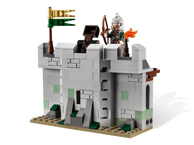 レゴ ロード・オブ・ザ・リング ウルク=ハイ軍 9471
