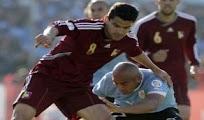 Video goles Uruguay Venezuela [1 - 1] 2 Junio Eliminatorias