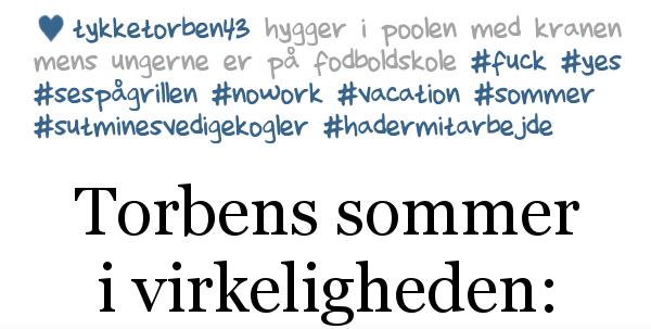 STRIBE FRA METROXPRESS: Sommer på Instagram