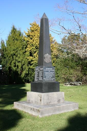 Waitara War Memorial