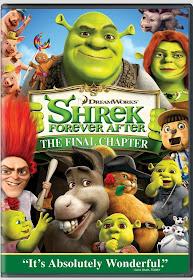 Shrek Forever After iphone game