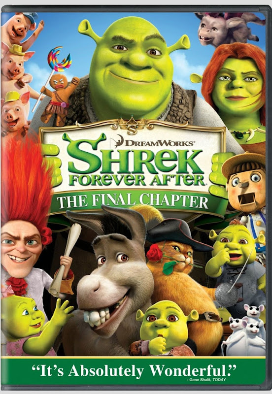 Shrek Forever After iphone game