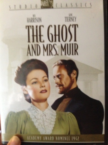 The Ghost And Mrs Muir Book