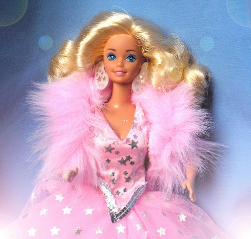 barbie superstar