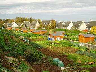 Jardins familiaux et collectifs