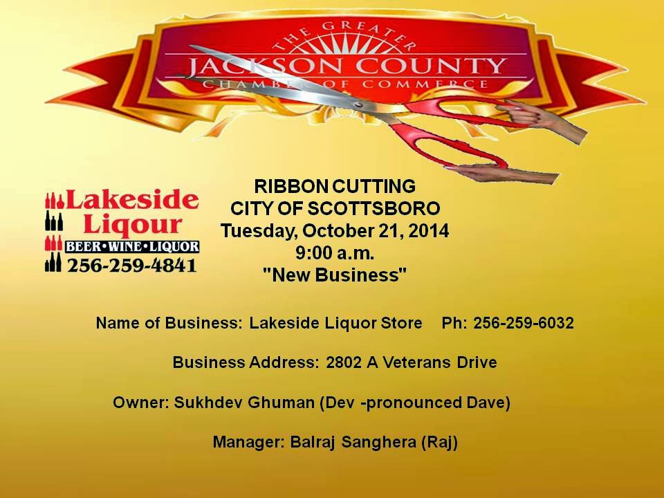 You are invited to a Ribbon Cutting Tuesday October 21, 2014