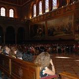 Fotografia de: Els alumnes de Màster i CEU celebren el seu acte de finalització d'estudis. | CETT