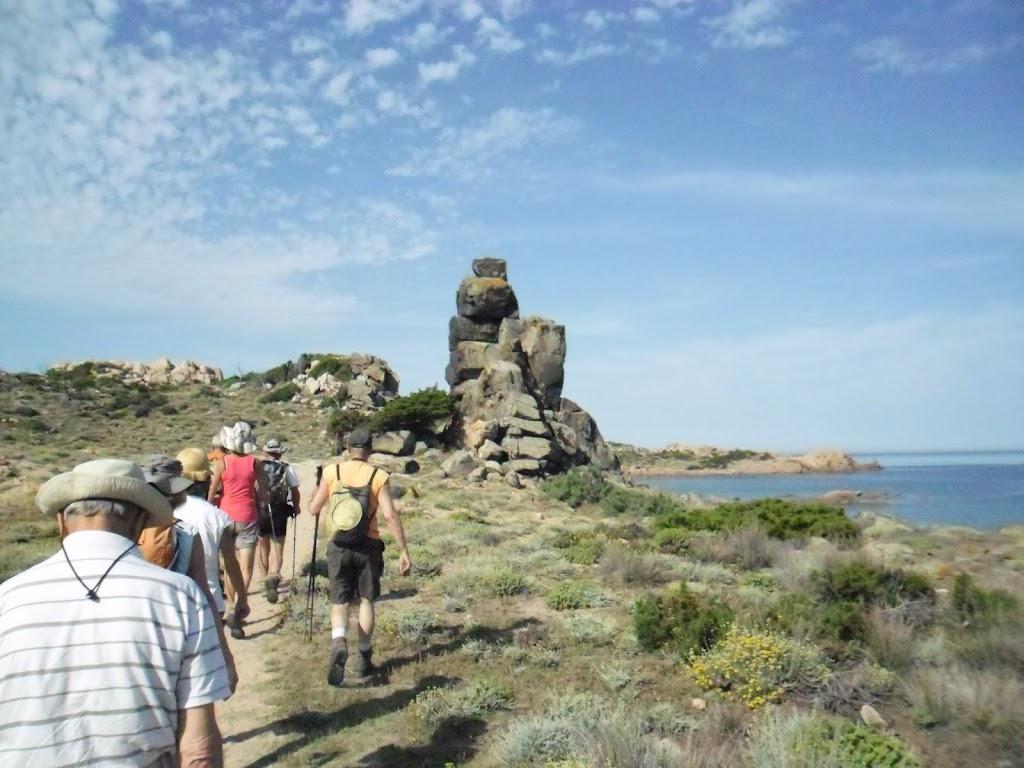 Cala di Merlu : en route vers Capu di Fenu